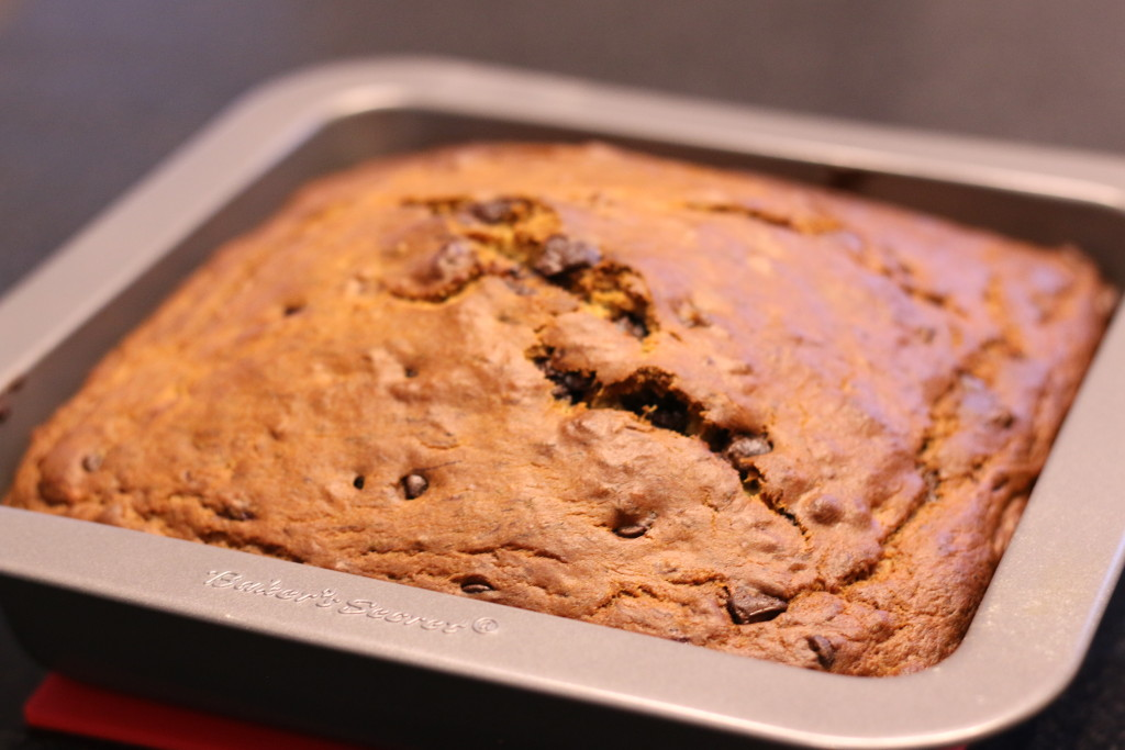 The Ultimate Chocolate Chip Banana Bread