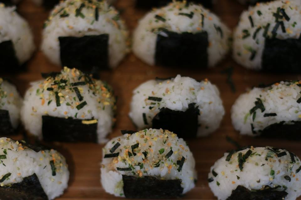 Onigiri Rice Balls – The perfect snack