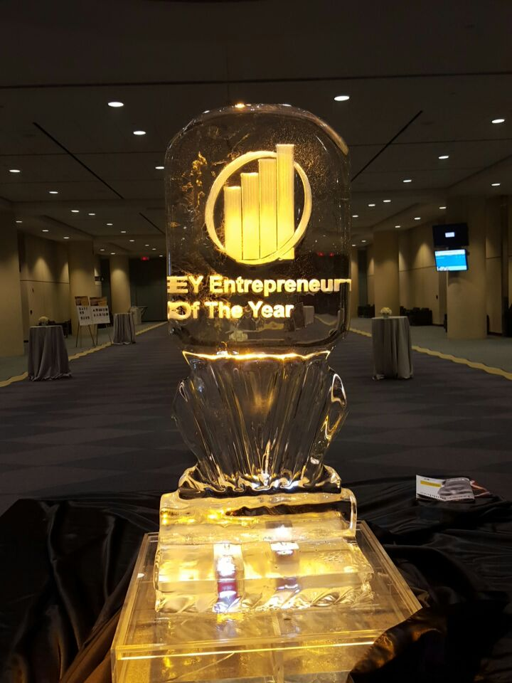 The EY Entrepreneur of the Year Gala