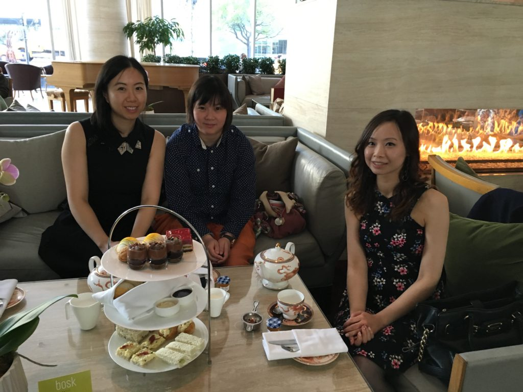 High Tea at My Favourite Toronto Hotel: Shangri-La