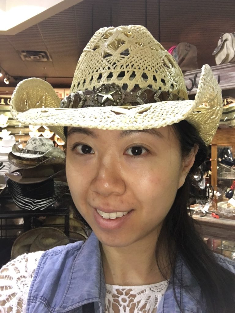 cowboy hat at Lammle's Western Wear & Tack