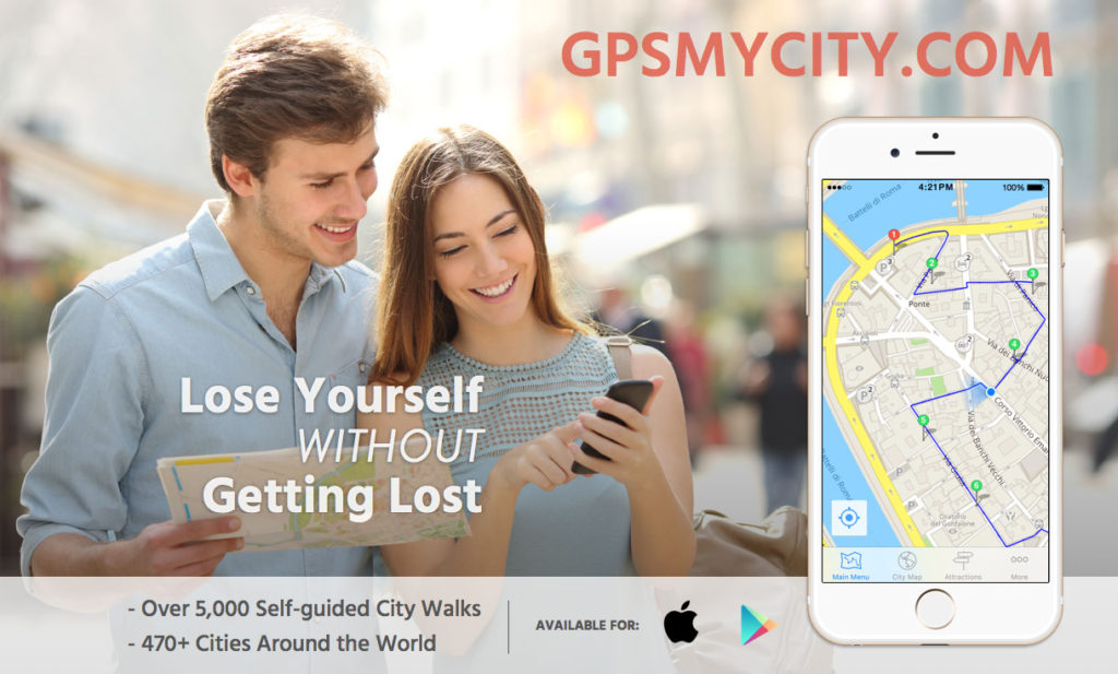 GPSMYCITY: GIVEAWAY APP now available!
