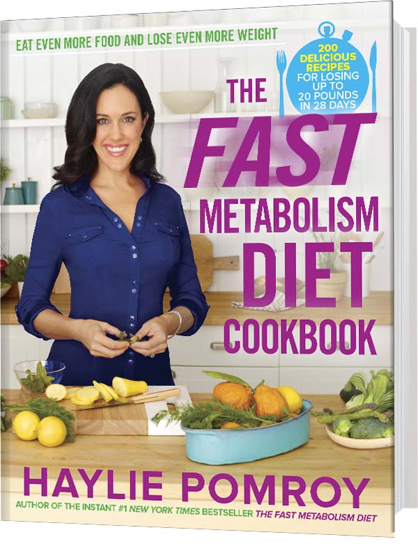 Doing the 28-Day Fast Metabolism Diet with Me!