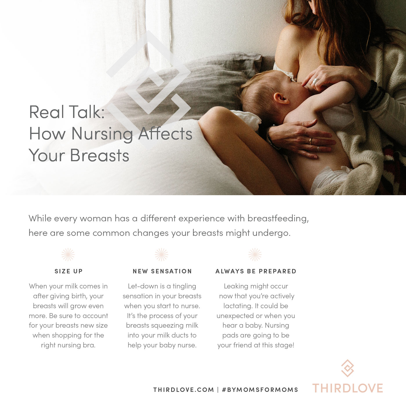 4e5730c48c4 I ve also attached our three exclusive guides that we created to help  educate and inspire new moms (click to download).