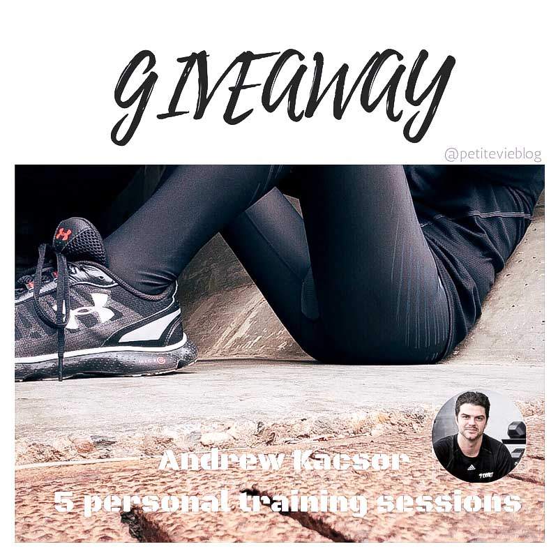 #strongisthenewsexy – Introducing Andrew Kacsor + GIVEAWAY