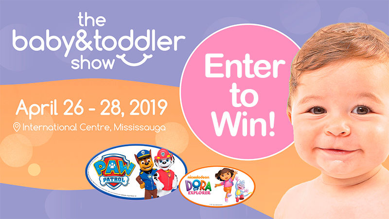 [GIVEAWAY] The Baby & Toddler Show (formerly Baby Time Show) April 26 – 28