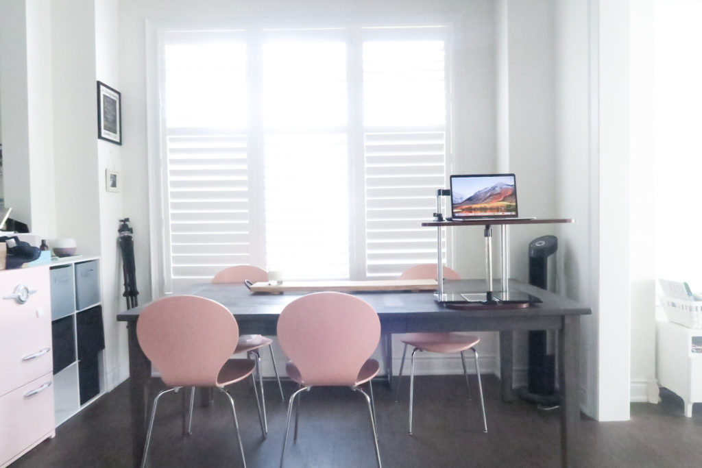PRODUCT REVIEW: Sit Stand Desk