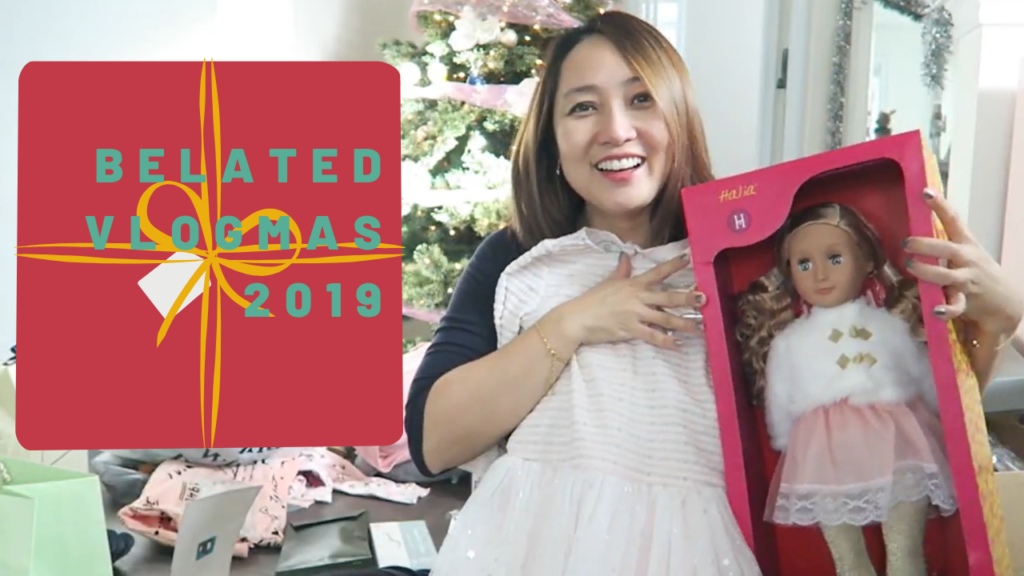 VLOGMAS #1 – Probably the one and only one