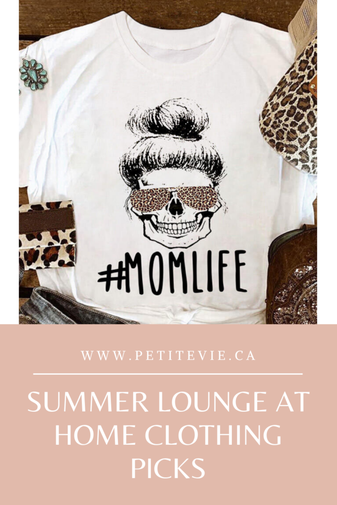 Summer Lounge At Home Clothing Picks