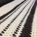 My Modern Crochet Blanket